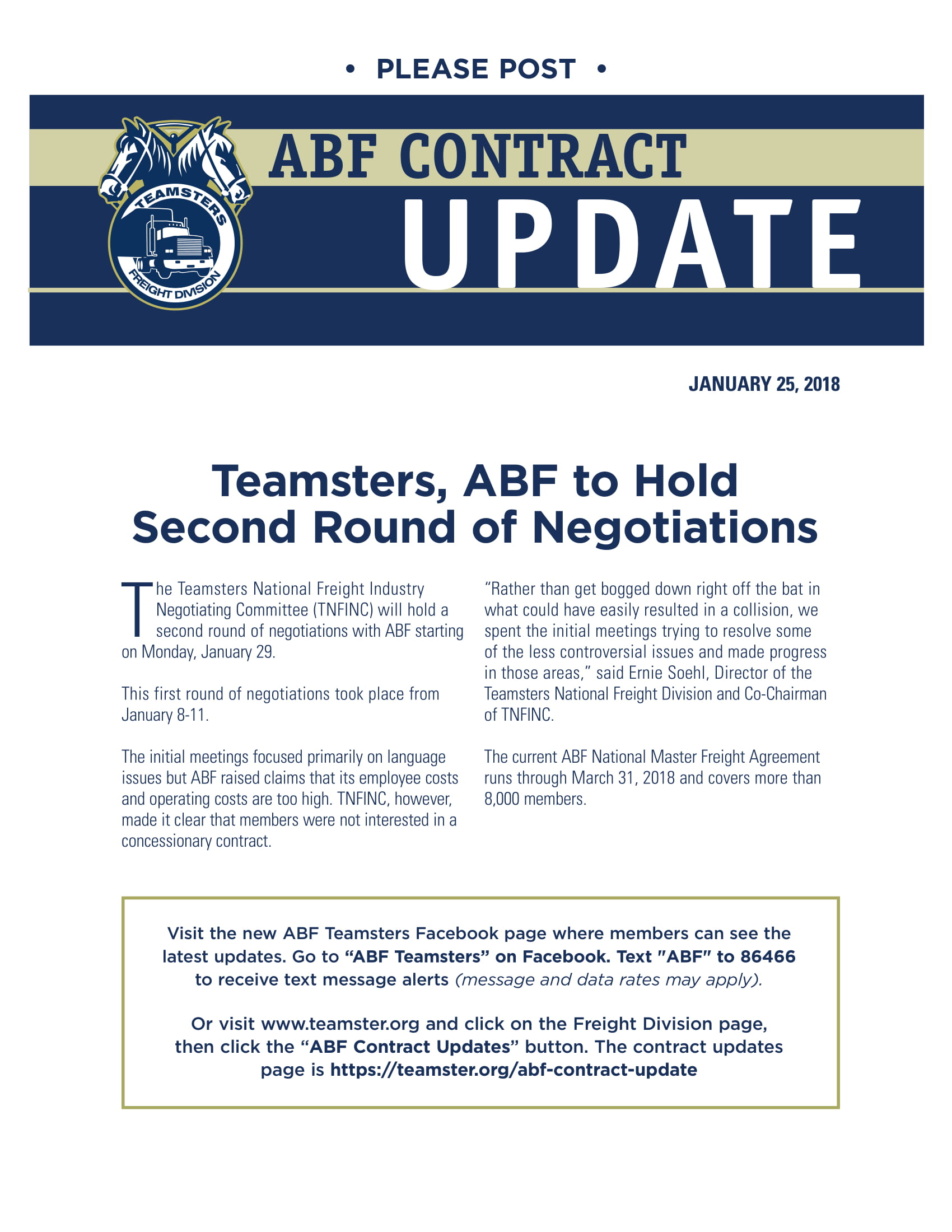 Teamsters Local 600